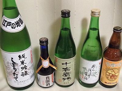 東京の酒はあなどれません。店でも色々出していく予定。