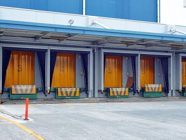 冷蔵用+ナンバリング+半透明オレンジカーテンと最強の呼び声高い逸品