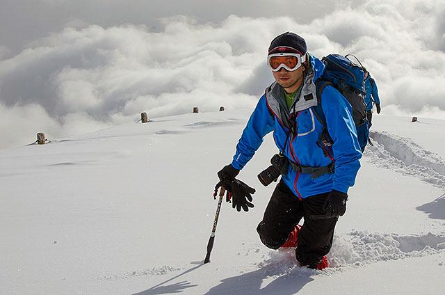 最近、標高が高い雪山に行き始めたが本当に寒くて死ねる。