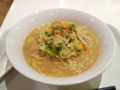 ちゃんぽん(麺2倍)