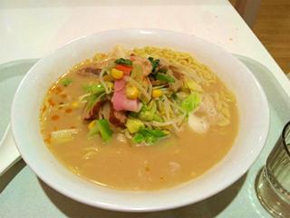 ちゃんぽん(麺1.5倍)