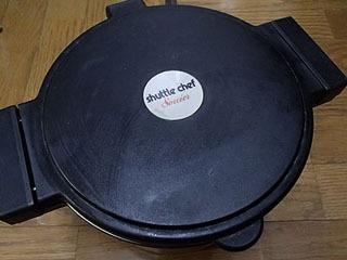 断熱調理鍋シャトルシェフ。松本さんの記事のフードコンテナの大きいやつですね。