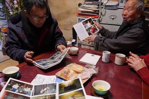 岩田さんちで写真大会