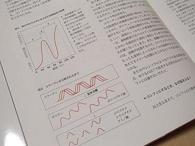 「肉のやわらかさにおよぼす加熱温度の影響」などコンフィの科学的な解説も載っていた。