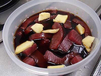 生姜以外に粉山椒を少し入れてもいい。ごま油やラー油は入れてはいけません。理由は後程。