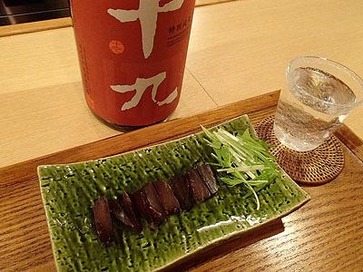 日本酒を開けずにはいられない味です。