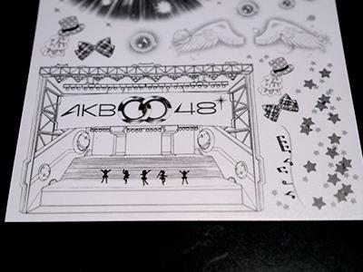 コレなんか、AKBのライブが登場する漫画でしか使えそうにないし……