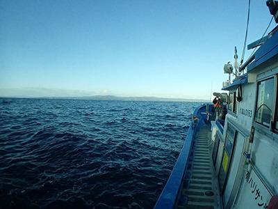一転、深海へGO!