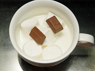 せっかくなので、チョコレート味も作ってみよう。