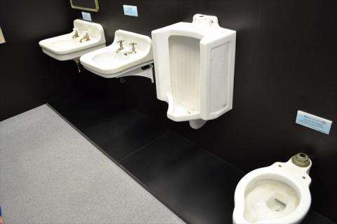 国会議事堂の衛生陶器たち