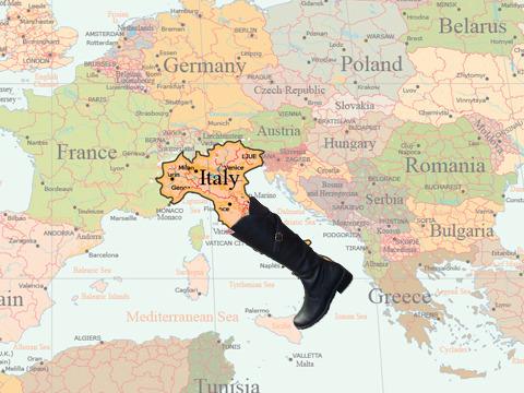 イタリア度:5% 走りやすそう