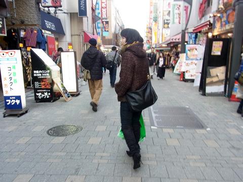 イタリアに来ている気分で上野を歩いてみる