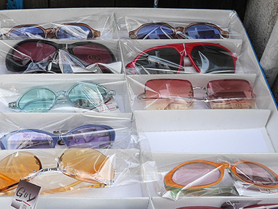 デザインのお好みはありましょうが、29円じゃ買えませんよ、こんなサングラス
