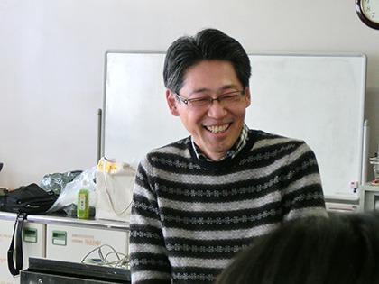 今回の講師、平岩高弘さん。