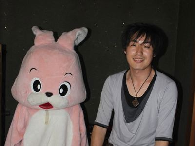 佐藤さんとウサヒ(初期型)