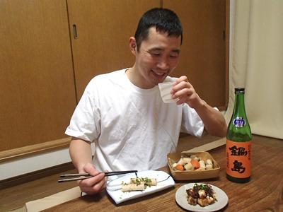 どれも日本酒に合うね。パルミットは和食にもいいぞ!