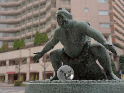 """""""日本が世界に誇る国技、相撲"""""""