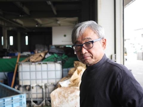 株式会社WESTの正野社長。