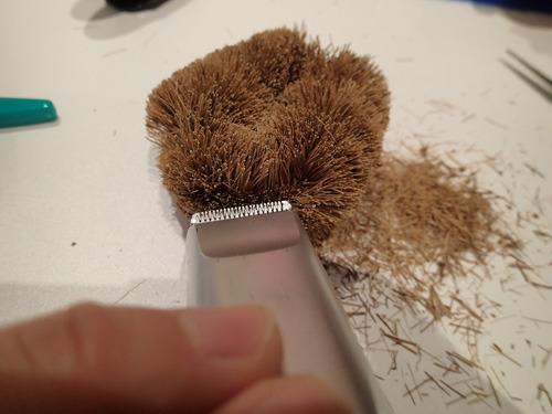 そこで剃りこみである。