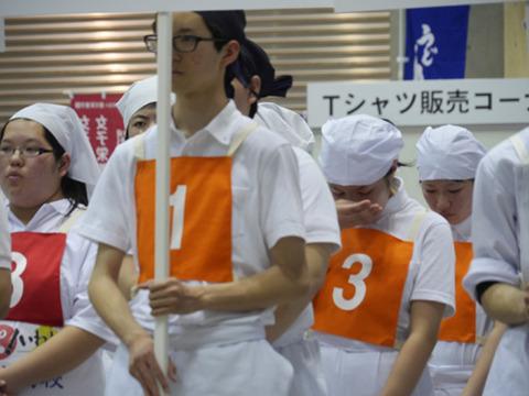 優勝は強豪の幌加内高校、個人戦は前年チャンピオンの齋藤選手。利根実は個人、団体ともに入賞できず。