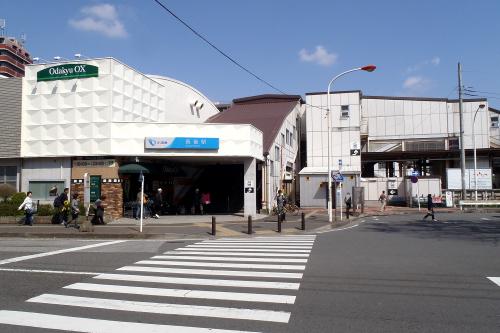 小田急江ノ島線の長後駅