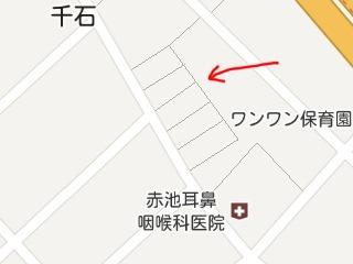 地図ではこんな感じ