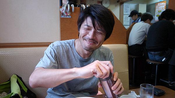 安藤さんもいい笑顔!