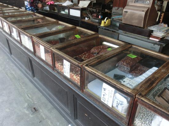 ちなみに、豆はケースでガッチリガードされているため、衛生面は問題なし