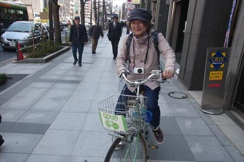 ほぼ生まれて初めての電動自転車