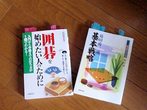 形から入るタイプなのでとりあえず本を買いました。