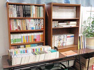 ミステリーや時代小説、漫画『ヒカルの碁』もあります