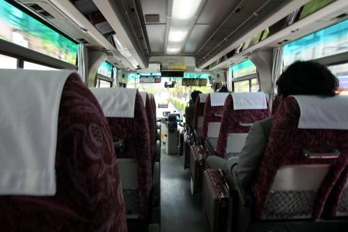 集合場所は海ほたるなので、川崎駅からバスで向かう