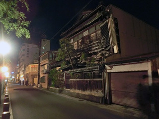 松江市、たしかに歴史ある建物がある