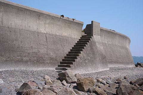 階段で簡単アクセス。
