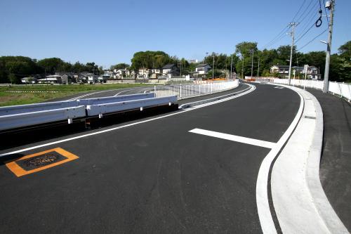 道路が改修され新しくなったかと思えば――