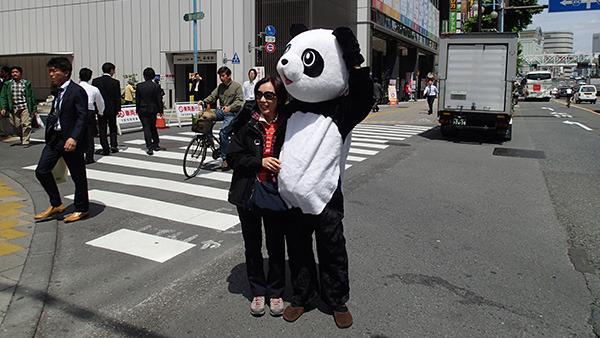 でも観光客に人気だったのはパンダですけどね(くやしまぎれ)。
