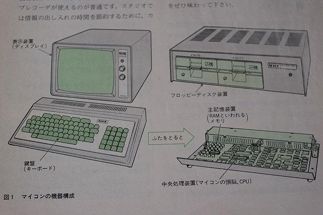 本体とキーボードが一体型になってるものが多かった。