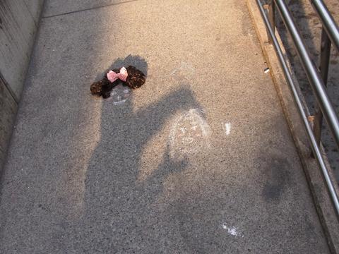 影「(涙をぬぐいながら)もう、現実に戻らなきゃ。あっと言う間だったけど、オシャレできたし、楽しかった!」       隣にいる女の子「お姉ちゃん…行かないで。もっと遊んで!」