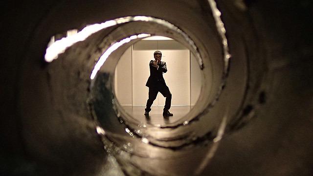 007の登場です!