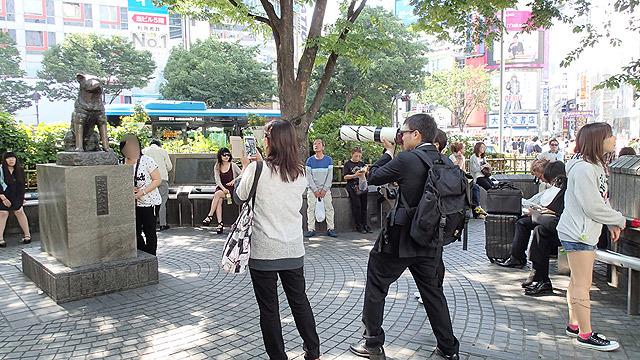 撮っているのはアジアのジェームズ・ボンドこと私