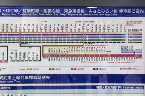 始発から8駅も通過するのは信じられなかった