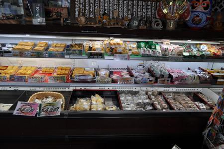 豆腐の種類が多い。