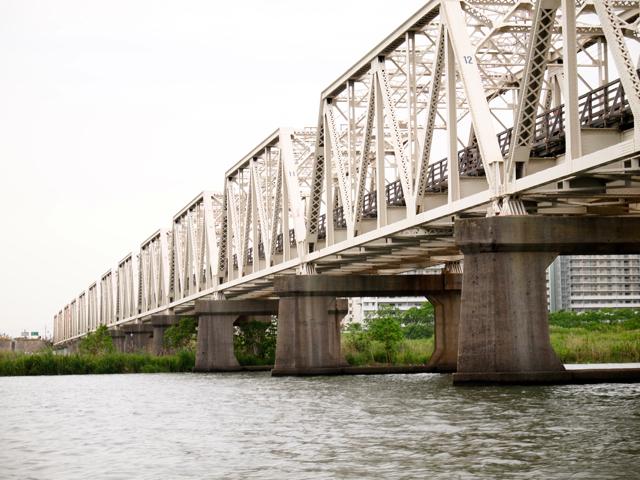 …いい橋だねぇ。