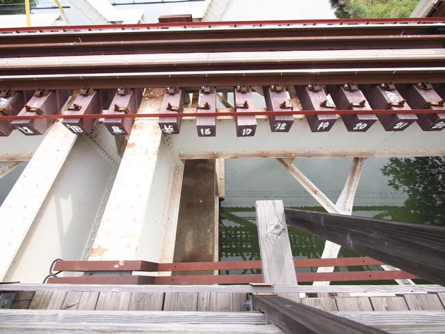 でもこのスリルも、素敵!THE 吊り橋効果!