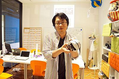 全部完成してから、ライター西村さんが「(前後じゃなく)横方向にひっくり返せば軽かったのでは?」というアドバイスをくれた。超納得したけど時すでに遅し。