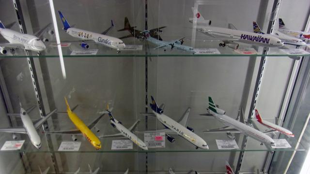 飛行機、鉄道、マニアの聖地