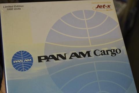 JAL、ANAにならんで人気のあるパンナム