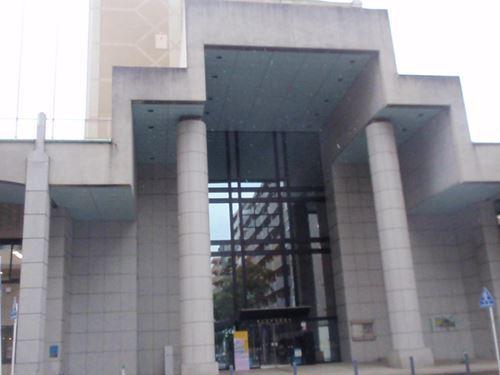 都筑区隋一の文化的な施設・横浜歴史博物館。
