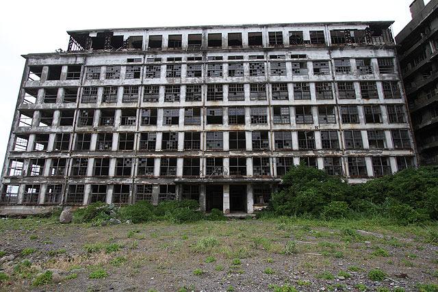 端島小中学校