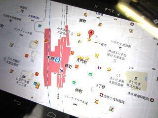 日高屋、大宮駅徒歩圏内の店をチェックしてきたけど、星の数、多すぎ!